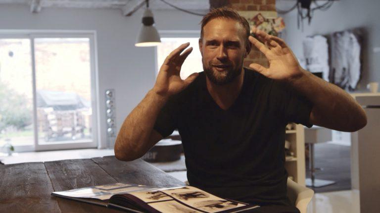 Robert Harting Sechsviertel Filmprojekt